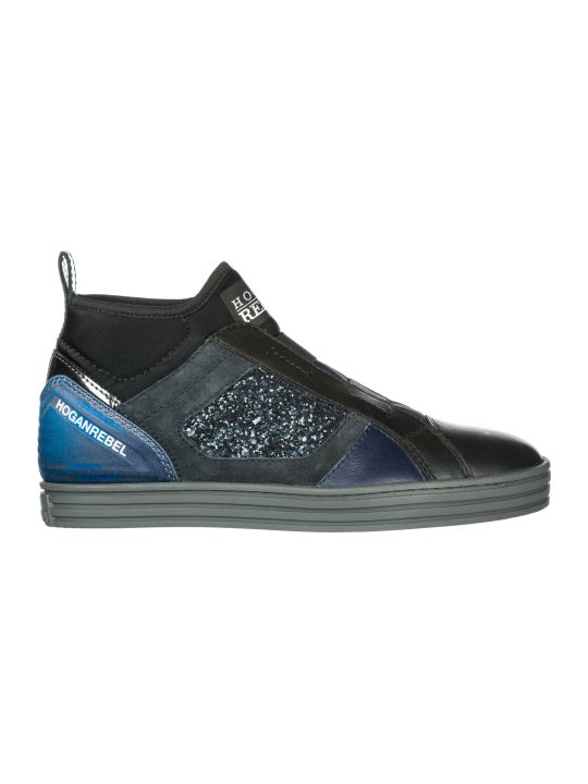 Hogan Rebel R182 Slip-on Shoes