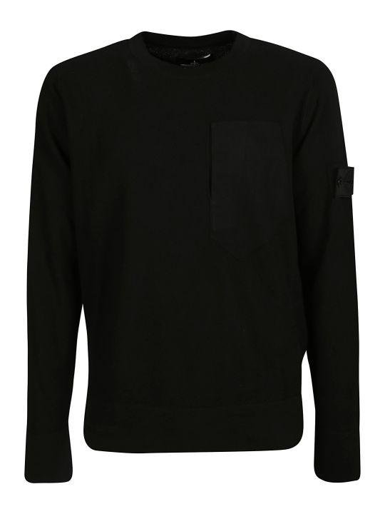 Stone Island Shadow Project Round Neck Sweatshirt
