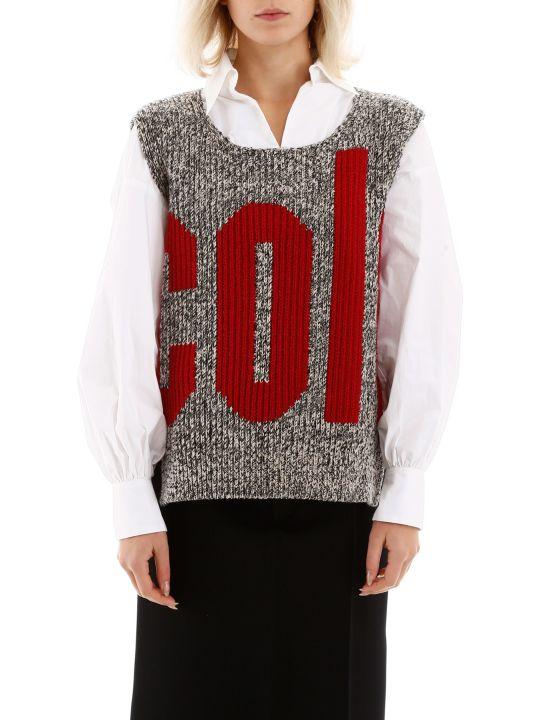 Colville Colville Logo Sweater Vest