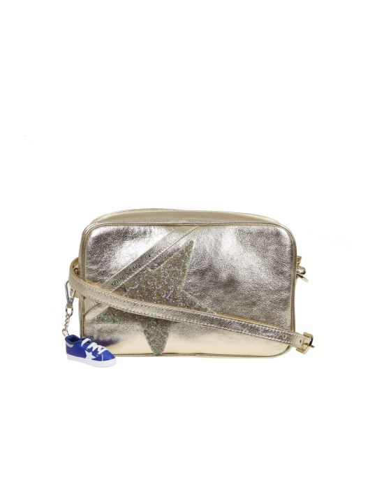 Golden Goose Star Bag Shoulder Bag In Laminated Leather