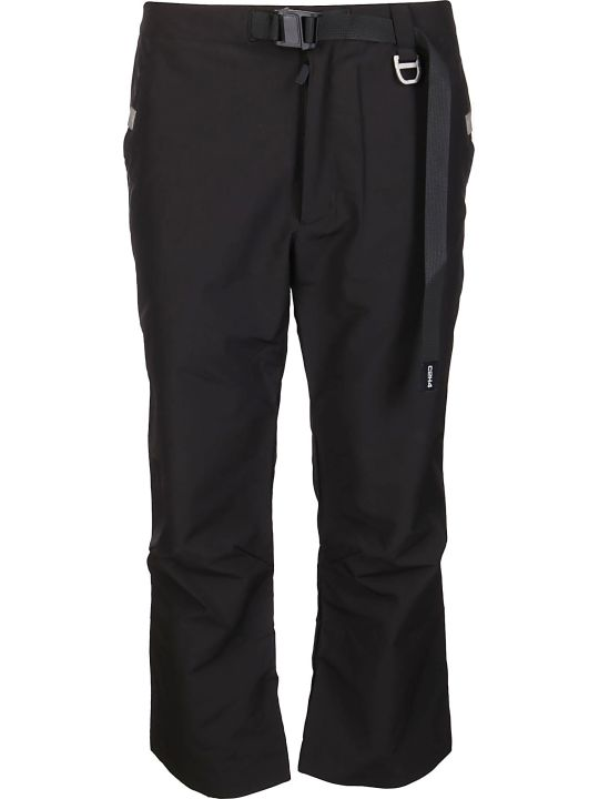 C2h4 Cropped Cargo Trousers