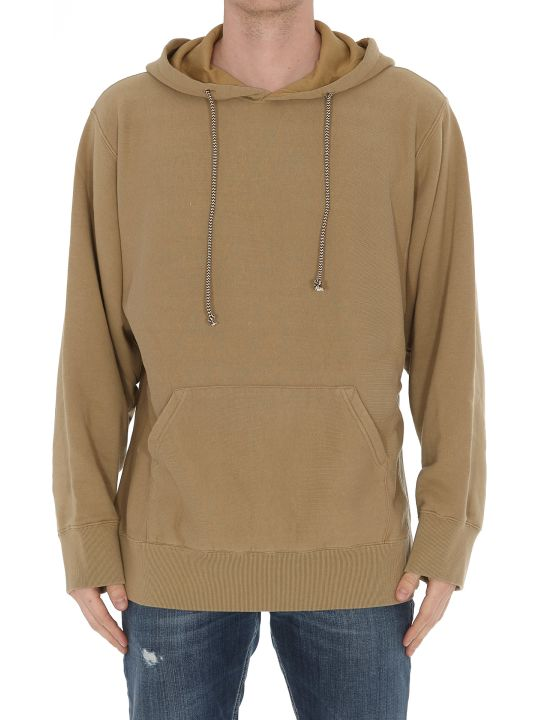 Golden Goose Over Caleb Golden Hoodie