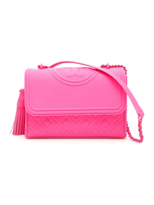 Tory Burch Matte Small Fleming Bag