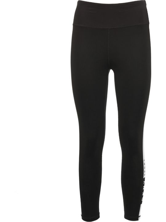 DKNY Logo Detail Leggings