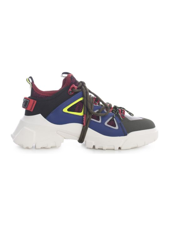 McQ Alexander McQueen Orbyt Mid Sneakers 3 Neon Colours