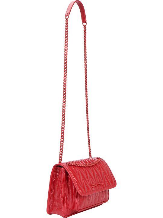 Miu Miu Pattina Shoulder Bag