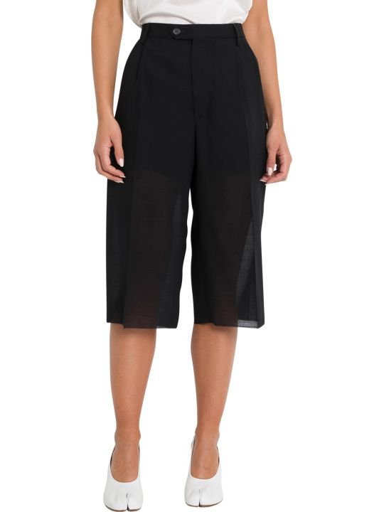 Maison Margiela Sheer Bermuda Shorts