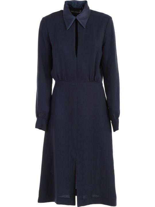 SEMICOUTURE Dress Silvia Polo Neck