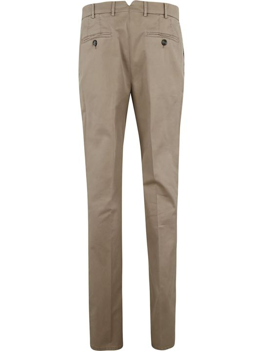 Brunello Cucinelli High Waist Fitted Trousers