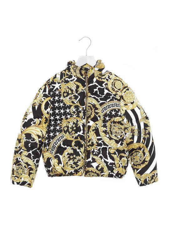 Young Versace 'barocco' Jacket