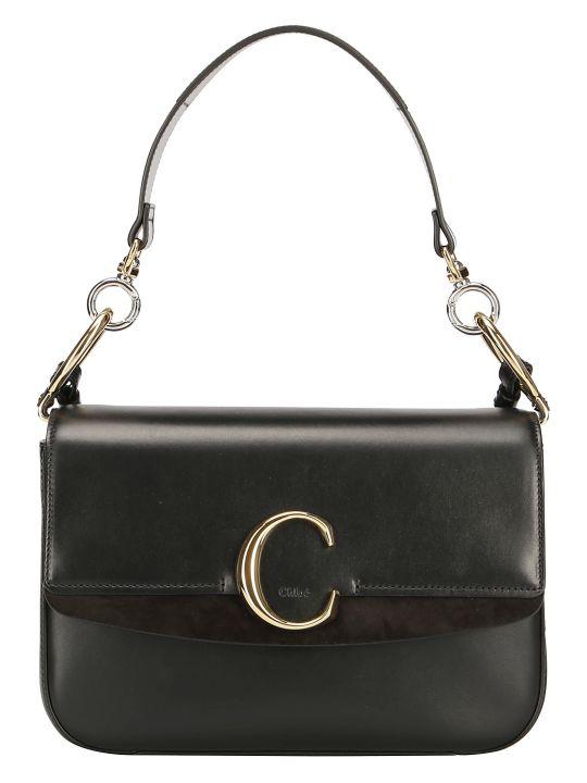Chloé Chloè Leather Shoulder Bag