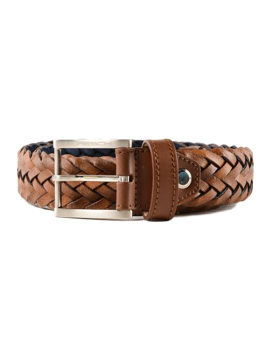 Moreschi Braided Belt