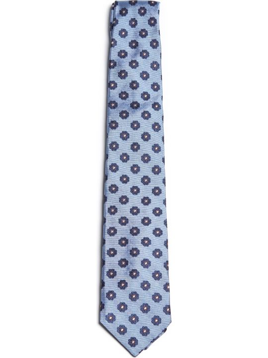 Tagliatore Embroidered Necktie