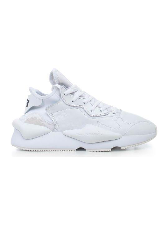 Y-3 Yohji Yamamoto Adidas Kaiwa Sneakers