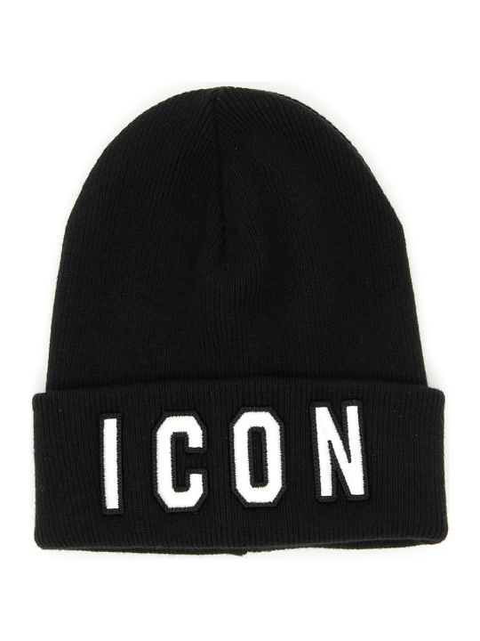 Dsquared2 Wool Beanie