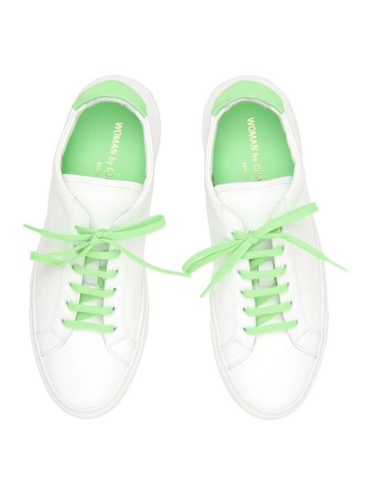 Common Projects Retro Low Fluo Sneakers