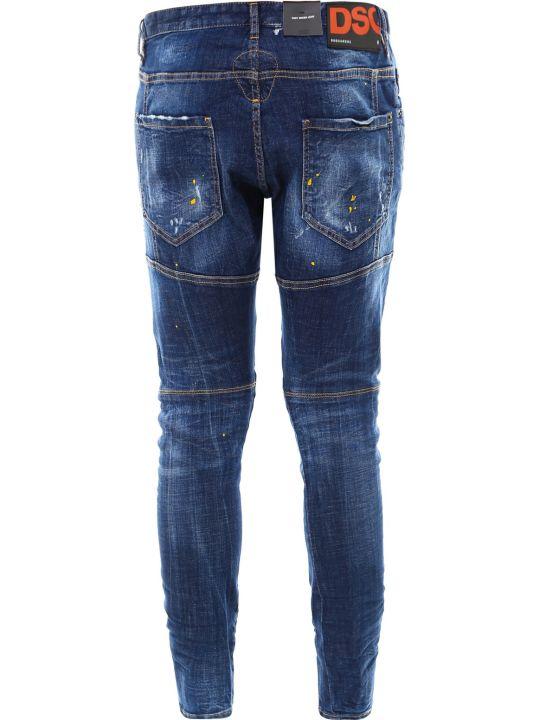 Dsquared2 Tidy Biker Jean Jeans