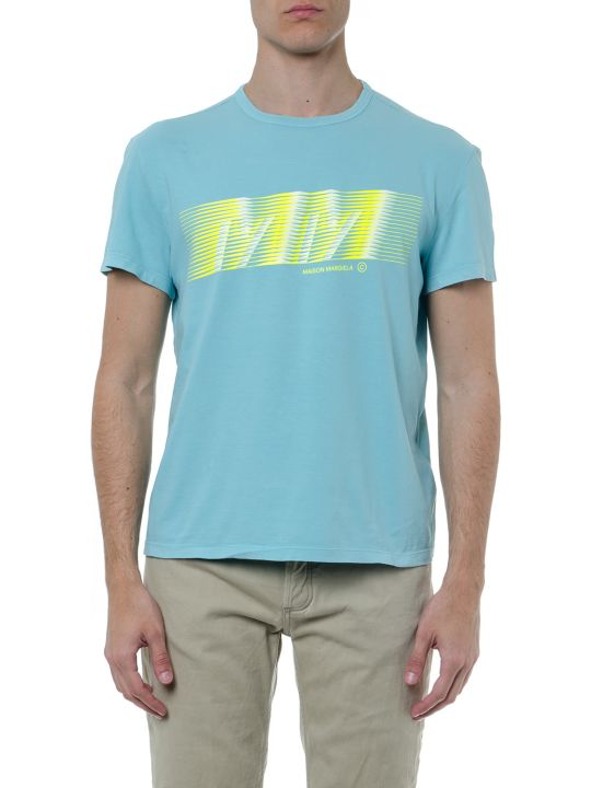 Maison Margiela Ermerald Cotton Logo T-shirt