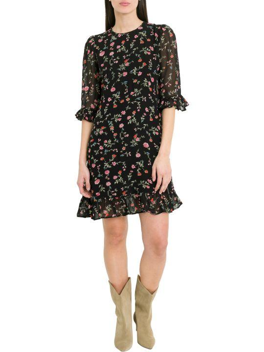 Ganni Elm Midi Dress