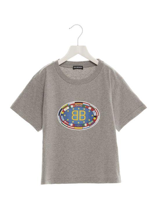 Balenciaga 'europa' T-shirt