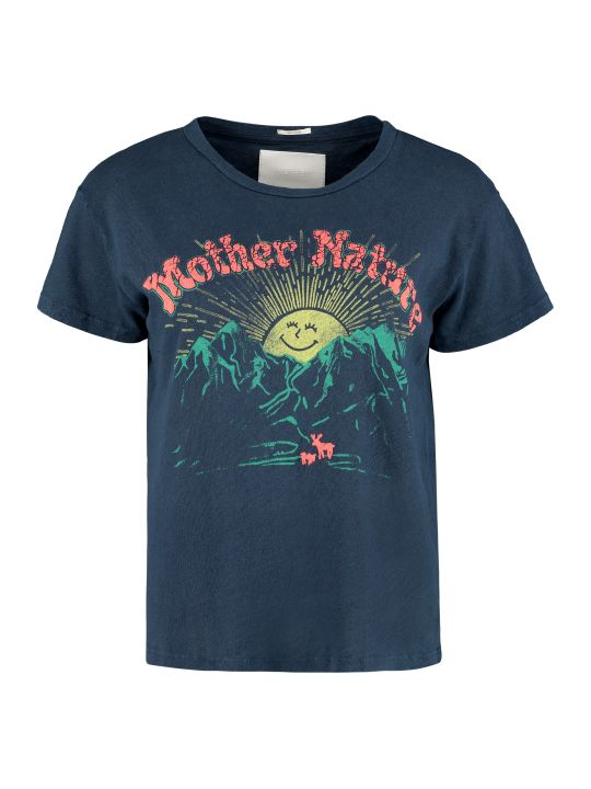 Mother Mother Nature Crew-neck T-shirt - Mother Superior