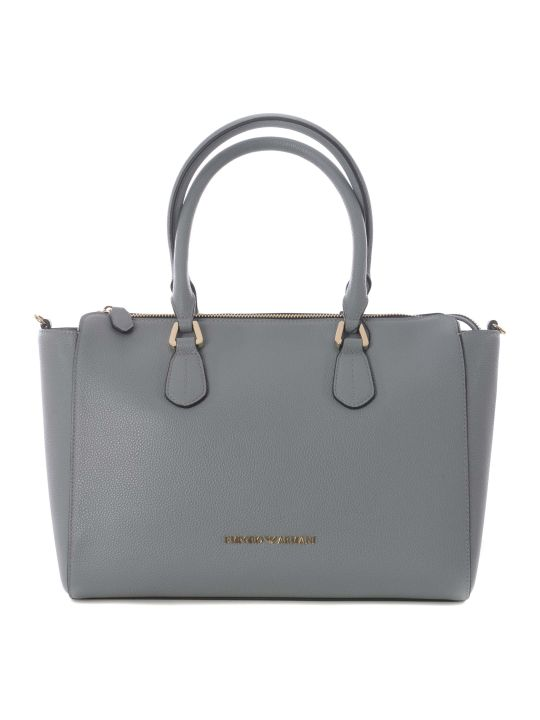 Emporio Armani Logo Shoulder Bag
