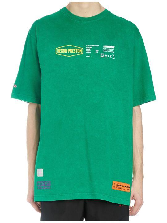HERON PRESTON 'heavy Duty' T-shirt