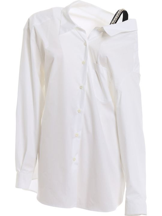 Prada Embellished Shirt