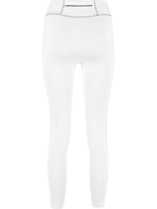 Fendi Contrasting Side Stripes Leggings