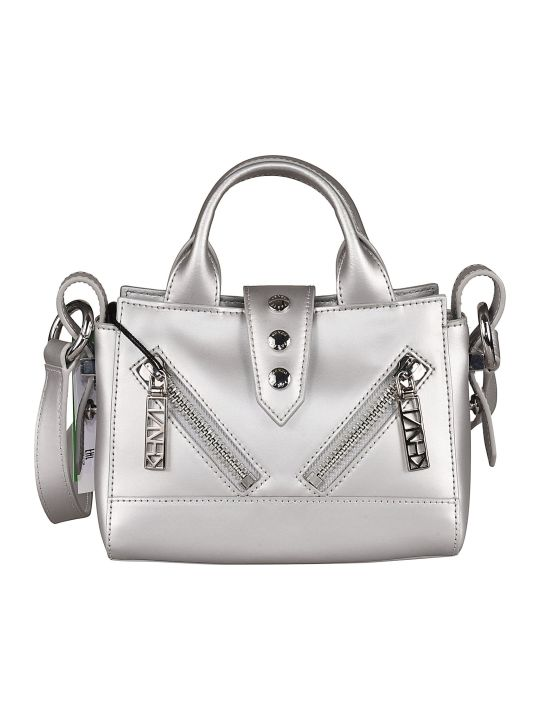Valentino Zip Front Shoulder Bag