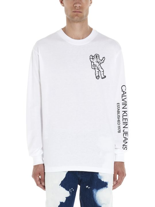 Calvin Klein 'space Escape' T-shirt