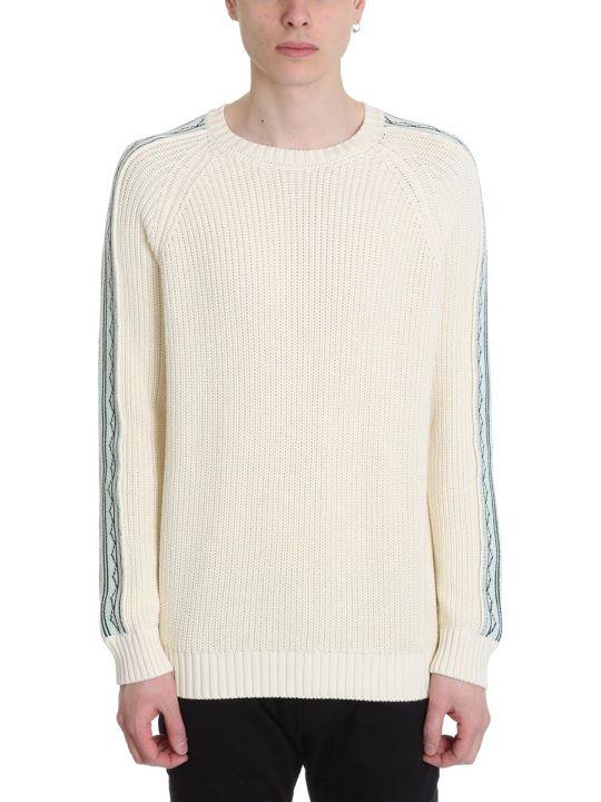 Alanui Beige Wool Navajo Sweater