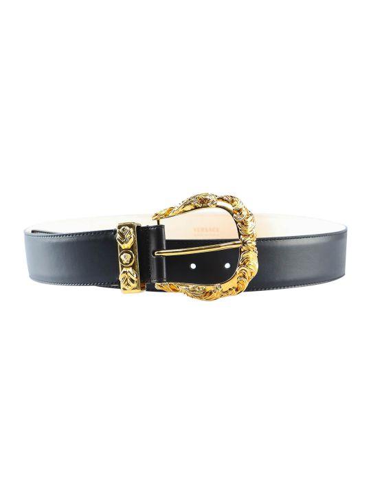 Versace Calfskin Belt