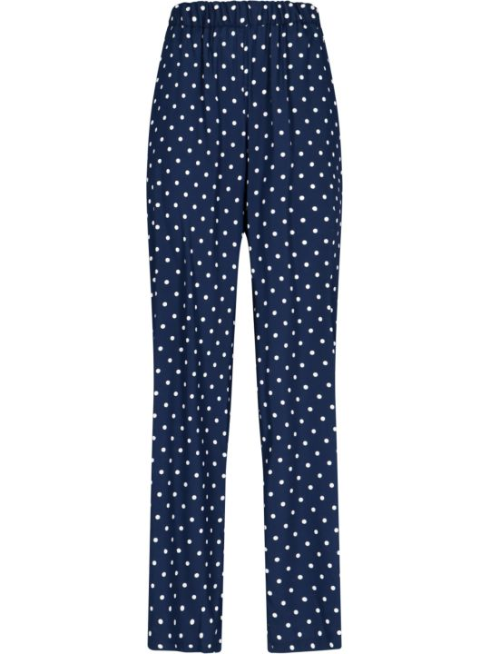 Parosh Polka Dot Trousers