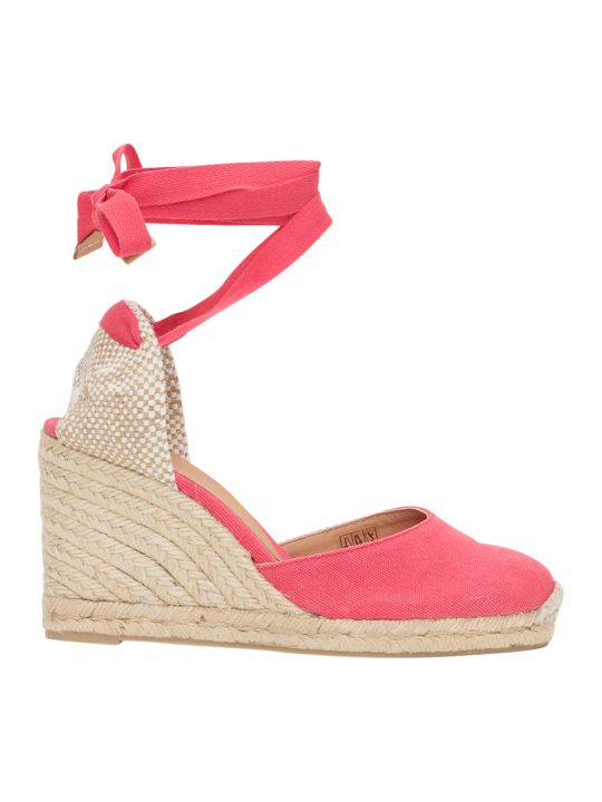Castañer Carina Rope Wedge Sandals