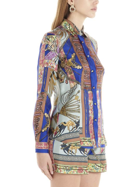 Etro 'foulard Gioiello' Shirt