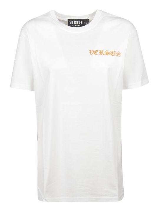 Versus Versace Logo Print T-shirt