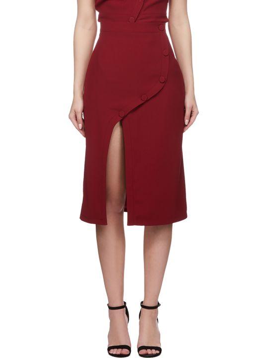 Rokh Front Slit Skirt
