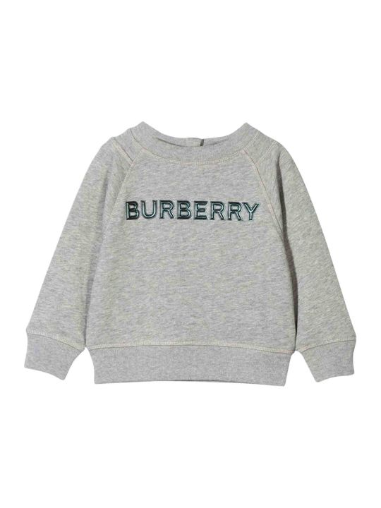 Burberry Gray Sweatshirt