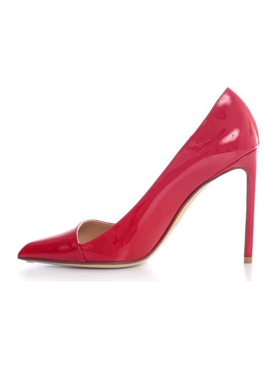 Francesco Russo Pumps Patent 105 Heel