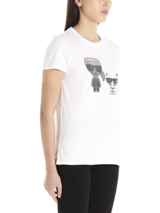 Karl Lagerfeld 'k/ikonic' T-shirt