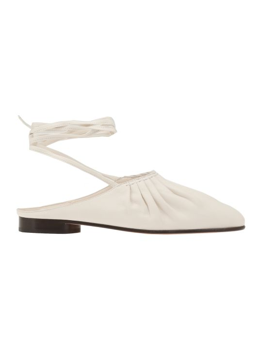3.1 Phillip Lim Nadia Lace Up Ballet Slipper