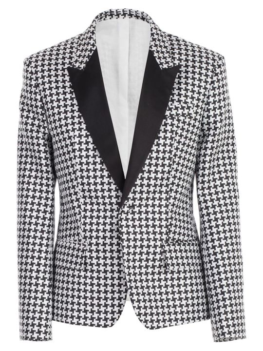 Haider Ackermann Haider Ackermann Buttoned Jacket