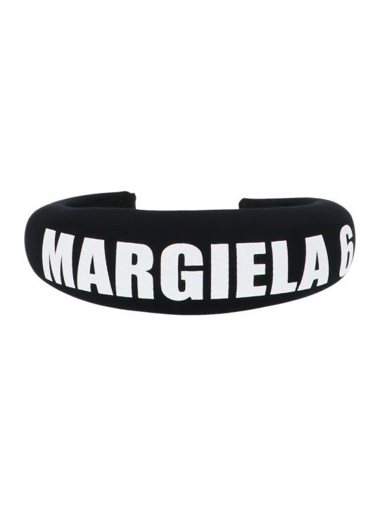 MM6 Maison Margiela 'margiela 6' Headband