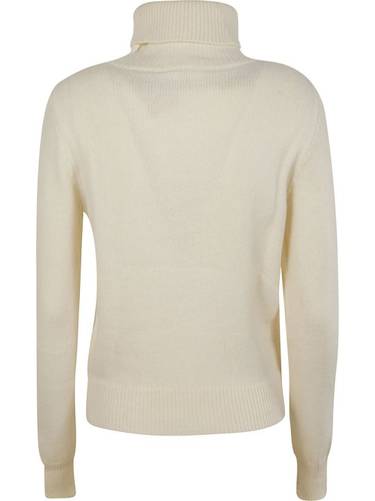 Chiara Ferragni Flirting Turtleneck Sweater