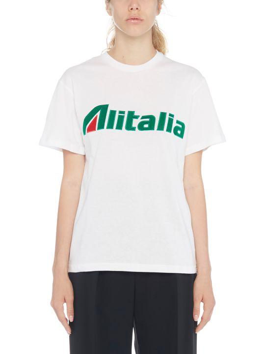 Alberta Ferretti 'alitalia' T-shirt