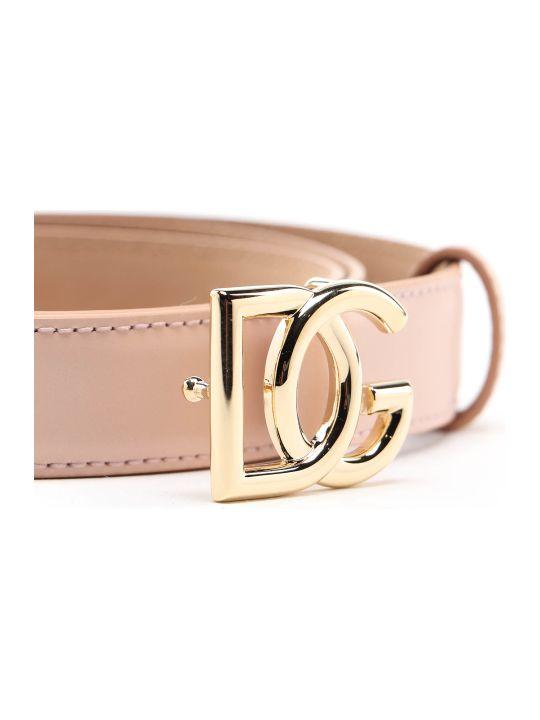 Dolce & Gabbana Cayman Belt