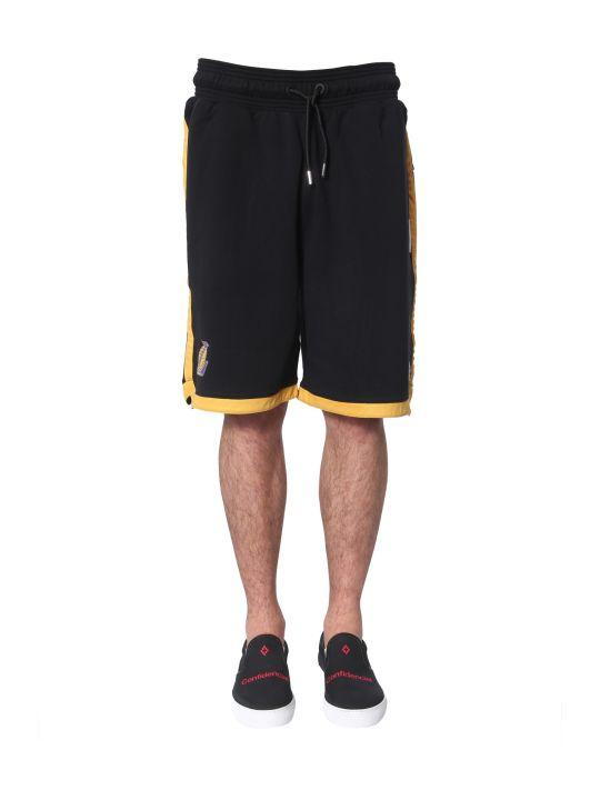 Marcelo Burlon Lakers Shorts