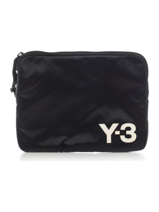 Y-3 Pouch Travel Bag