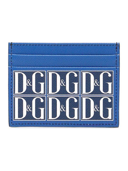 Dolce & Gabbana D&g Leather Cardholder